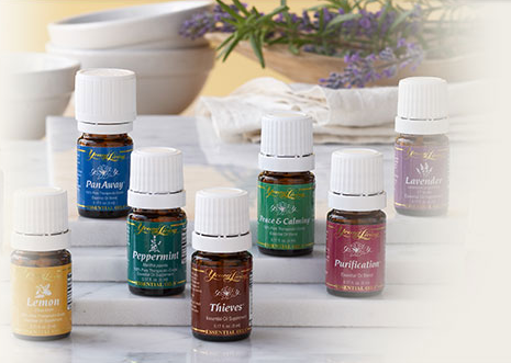 Everyday Essential Oils Bottle Images